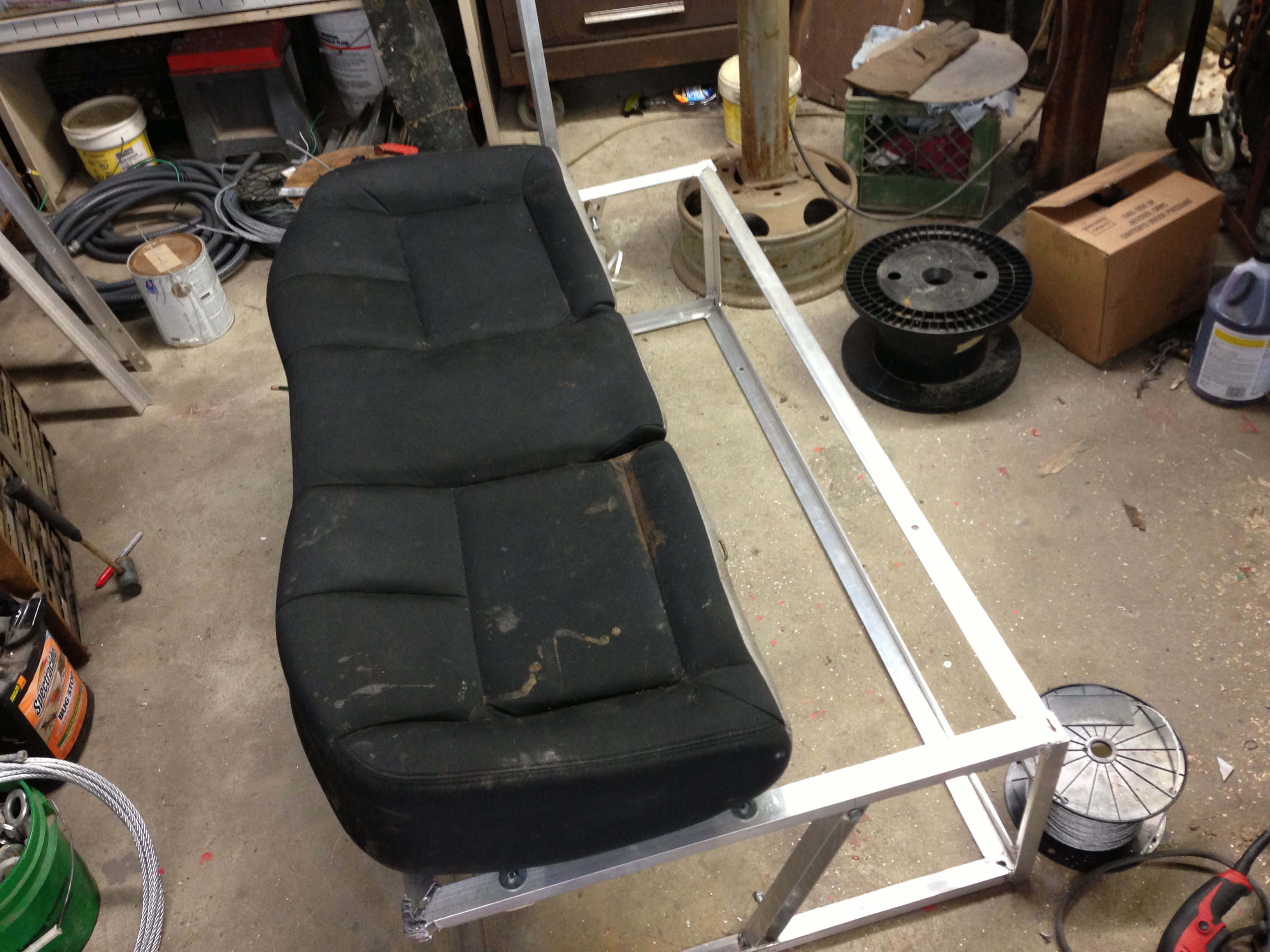 Picture of Mounting Bottom Seat
