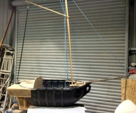 Build a Mussel Float Boat