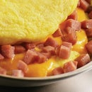 How To Make An Omelet With Only One Egg.