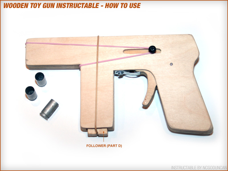 Picture of Using Your Toy Gun