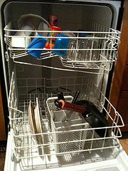Picture of Ease Up on Your Dishwasher.