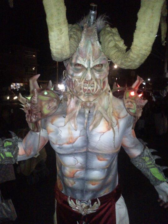 Picture of Satan