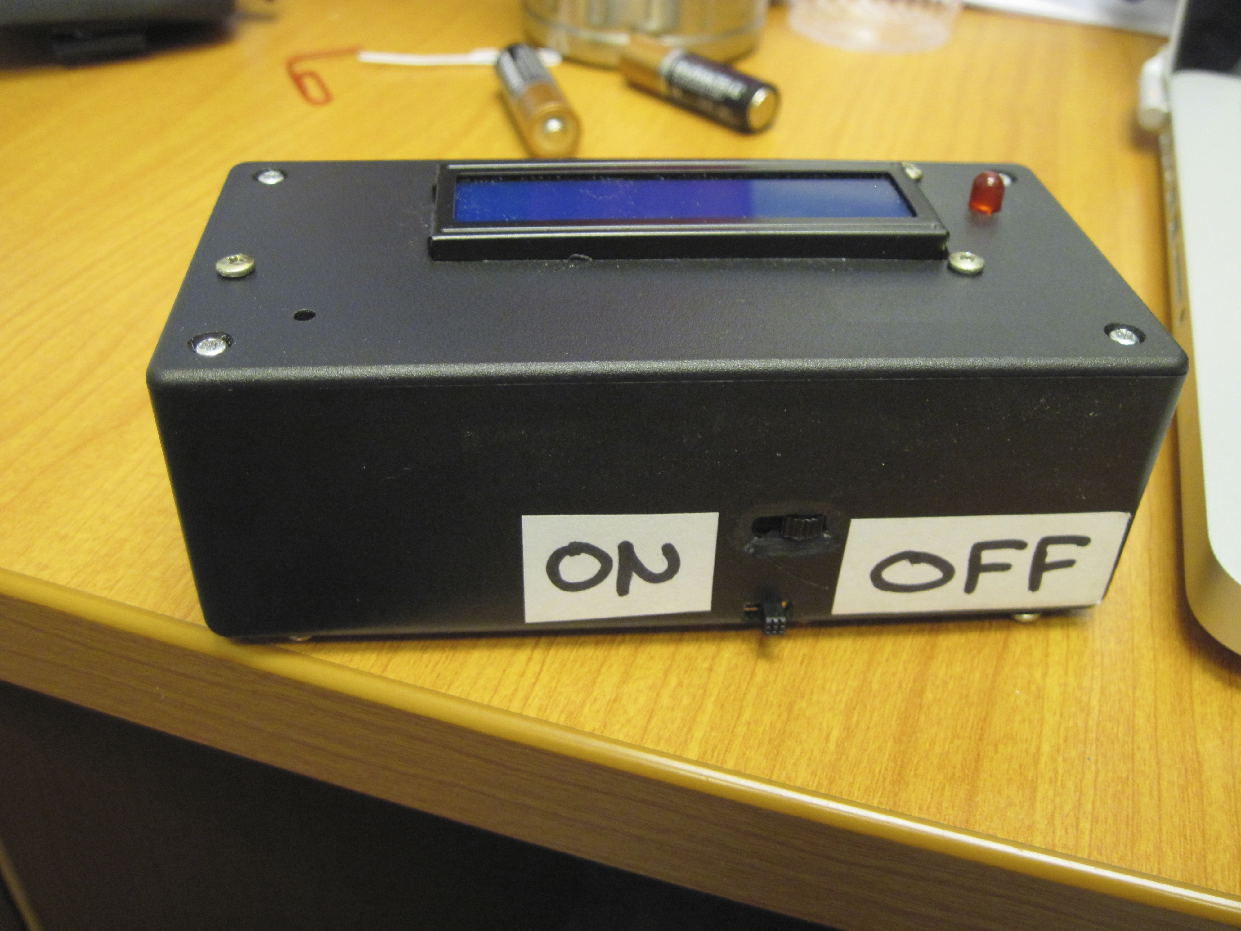 Picture of Arduino Geiger Counter