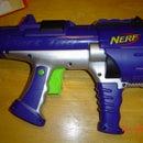 Modifying The Nerf Dart Tag Blaster (DTB)