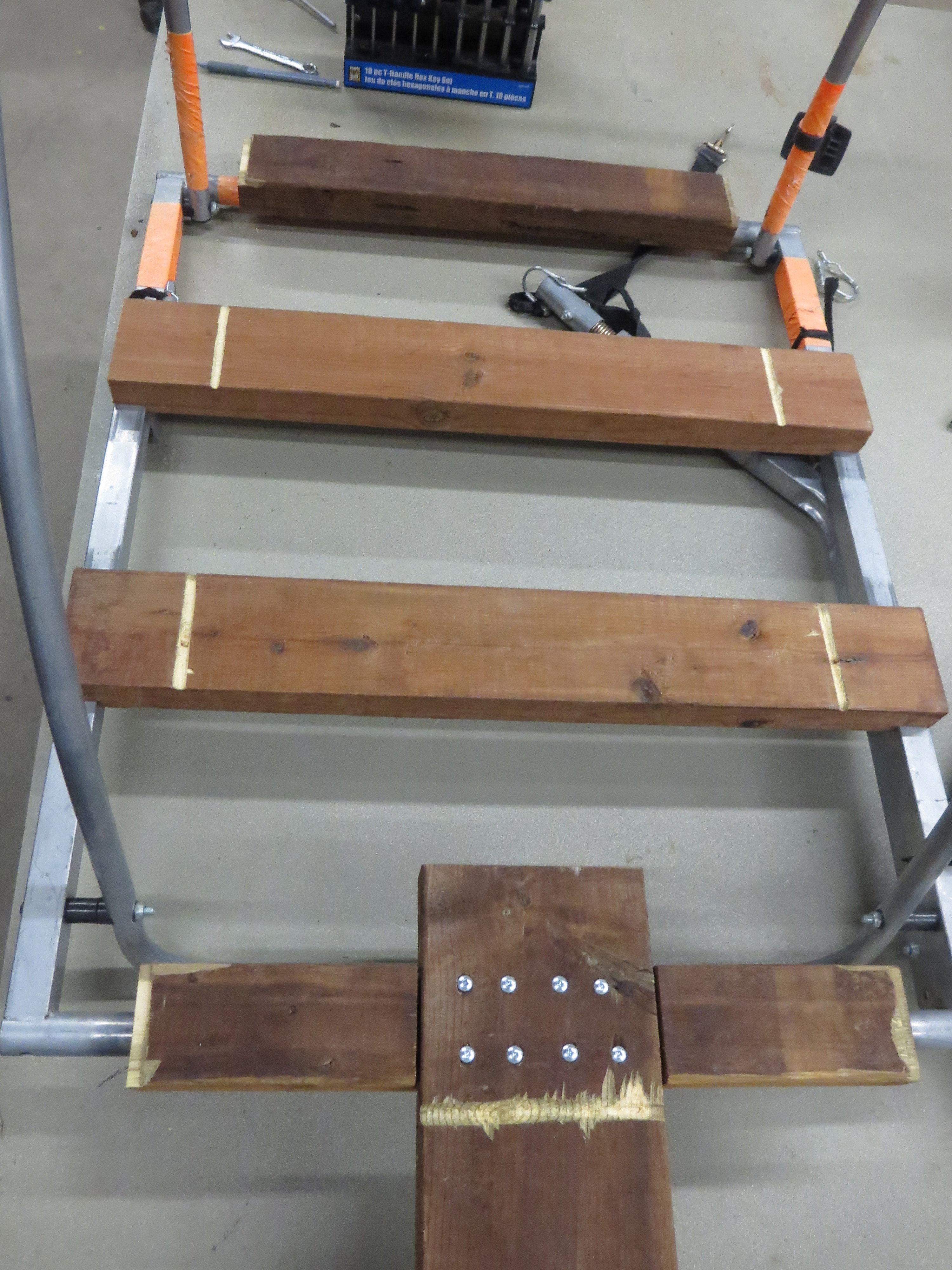 Picture of Figure Out How to Attach the Platform