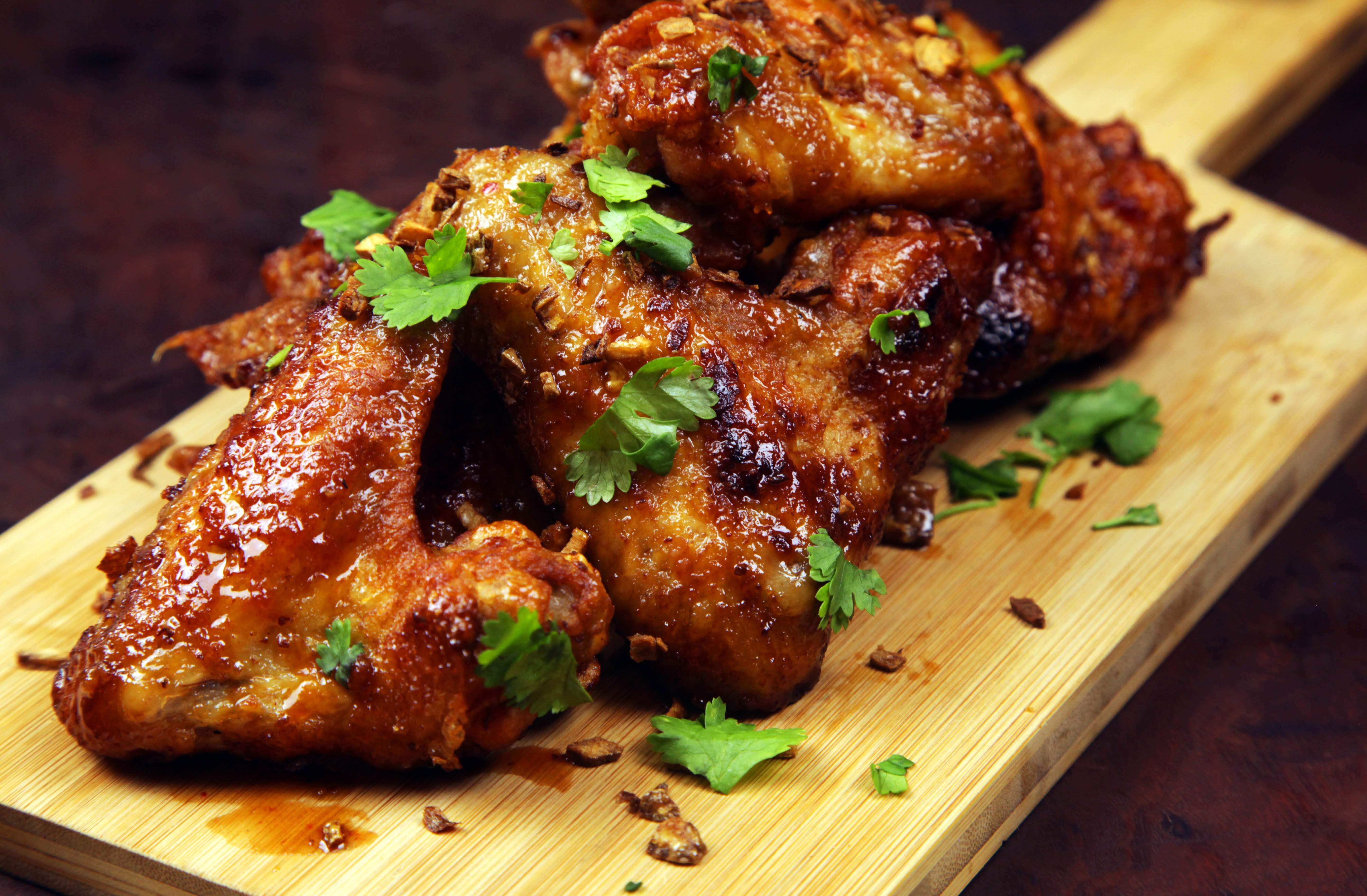 Picture of How to Cook Vietnamese Fish Sauce Chicken Wings (Pok Pok Wings)