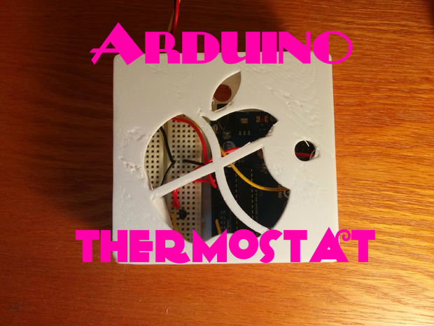 Picture of Arduino Thermostat (Mechanical)