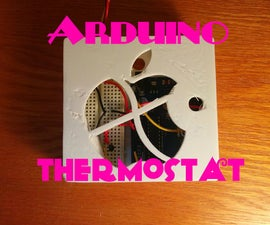 Arduino Thermostat (Mechanical)
