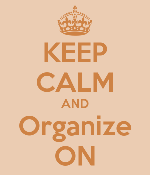 Picture of ORGANIZE YOUR TIME