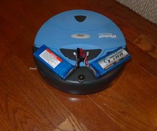 Lipo Powered Roomba