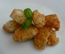 The Best-dressed Croutons... Ever