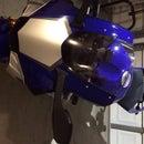 2015 Yamaha YZF-R1 Comfy Pillion Seat