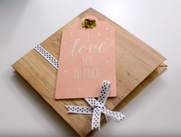 Picture of Add Some Ribbon on It.