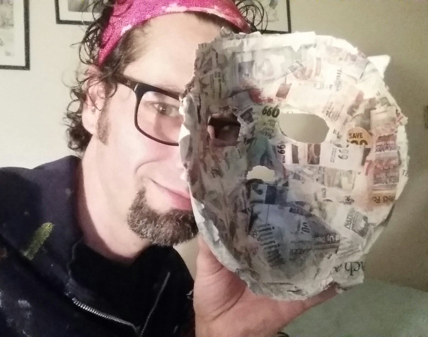 Picture of The Paper Face