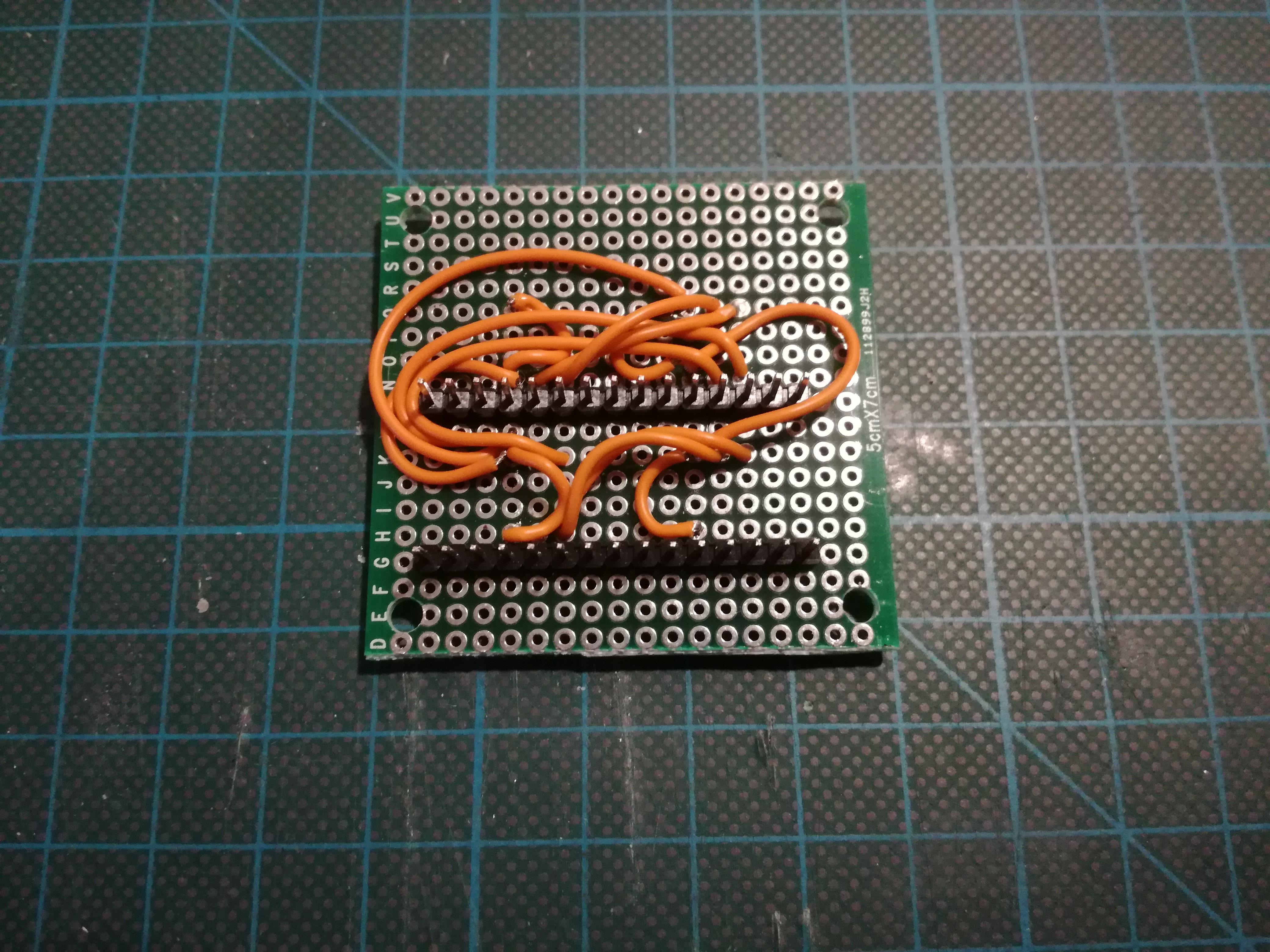 Picture of Prepare the Base PCB