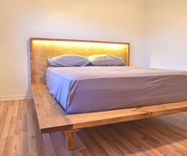 How to Build a Modern Platform Bed