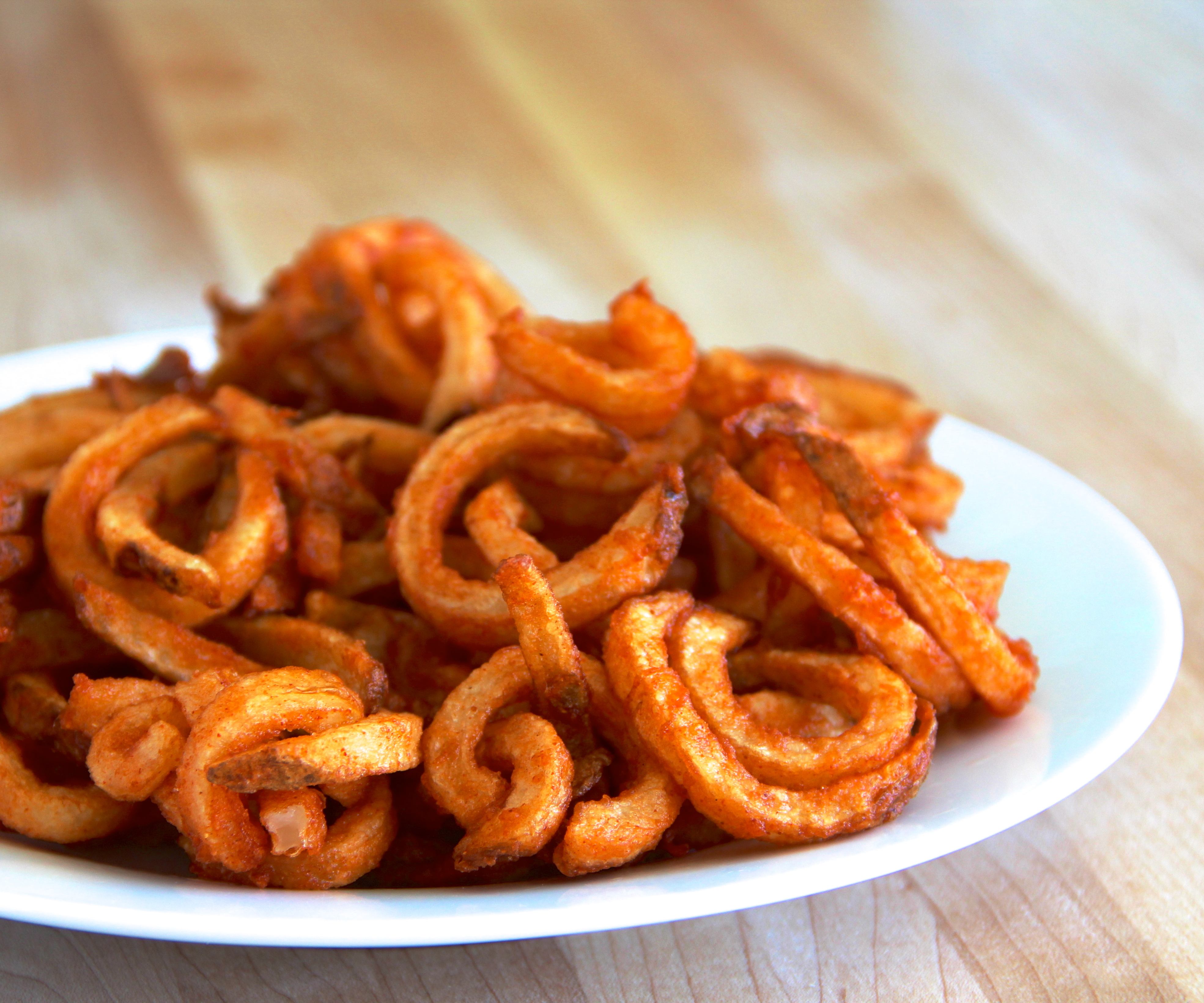 Curly Fries: 6 Steps (with Pictures)