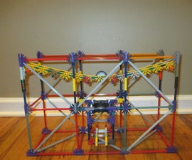 Seesaw- a K'nex Ball Machine Element
