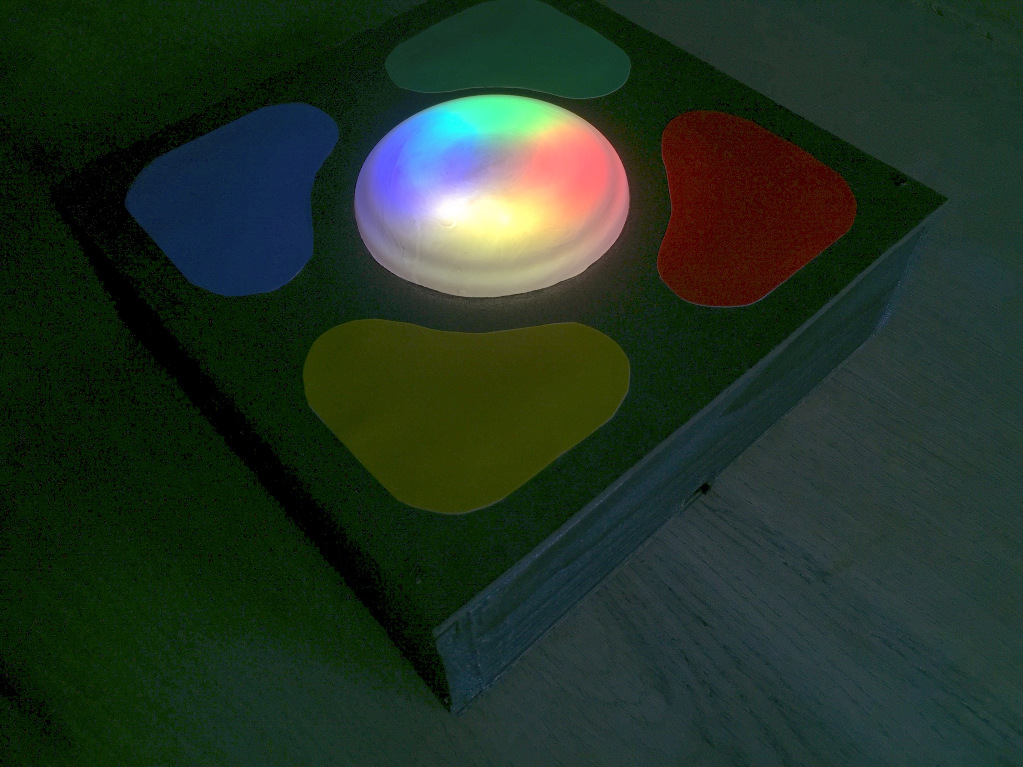Picture of Memory Game With Touch (Simon Says) - If This Then That