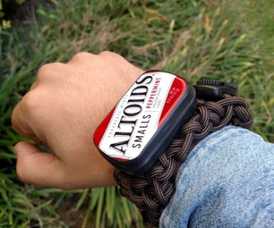 Ultimate Paracord Bracelet Survival Kit
