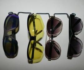 Eye Glasses Wall Hanger