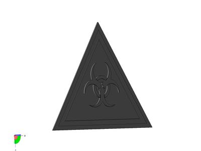 Biohazard Sign