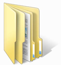 """Add Your """"secret"""" Files Into the Folder"""