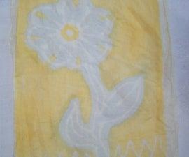 Easy No-wax Batik