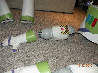 Buzz's Arms