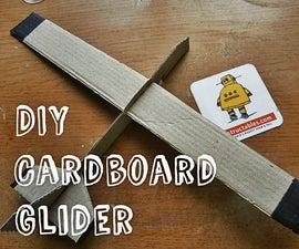 DIY Cardboard Glider