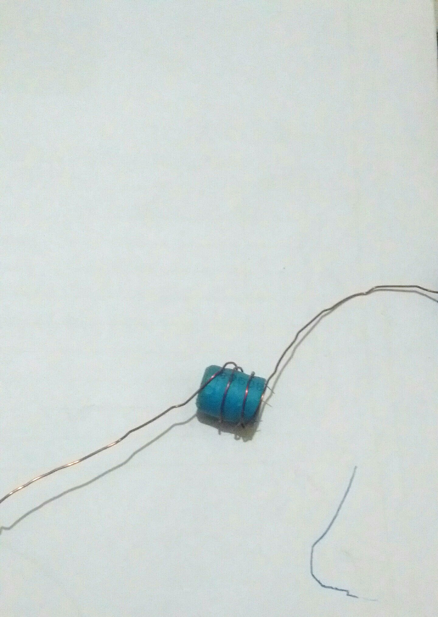 Picture of Winding the Inductor