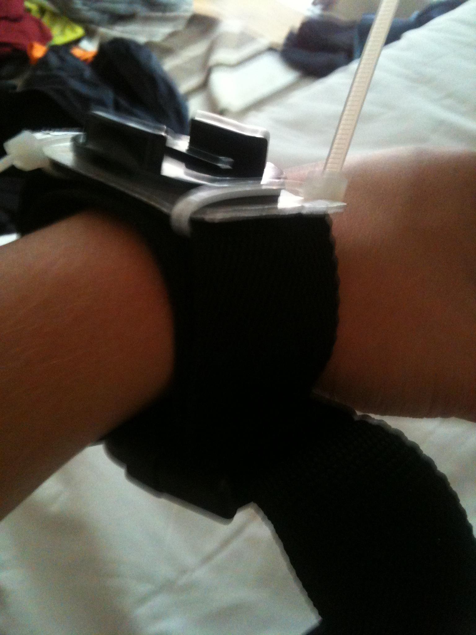 Picture of DIY Go Pro Wrist Strap