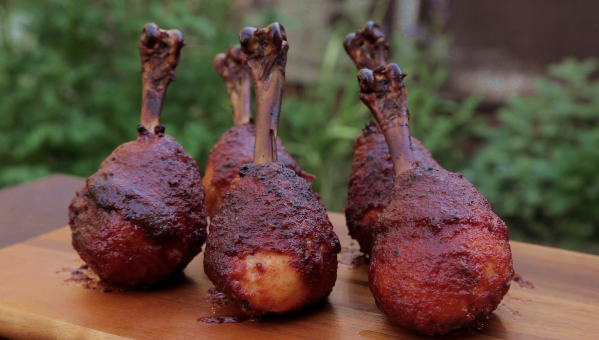Picture of There You Have It! Chicken Lollipops.