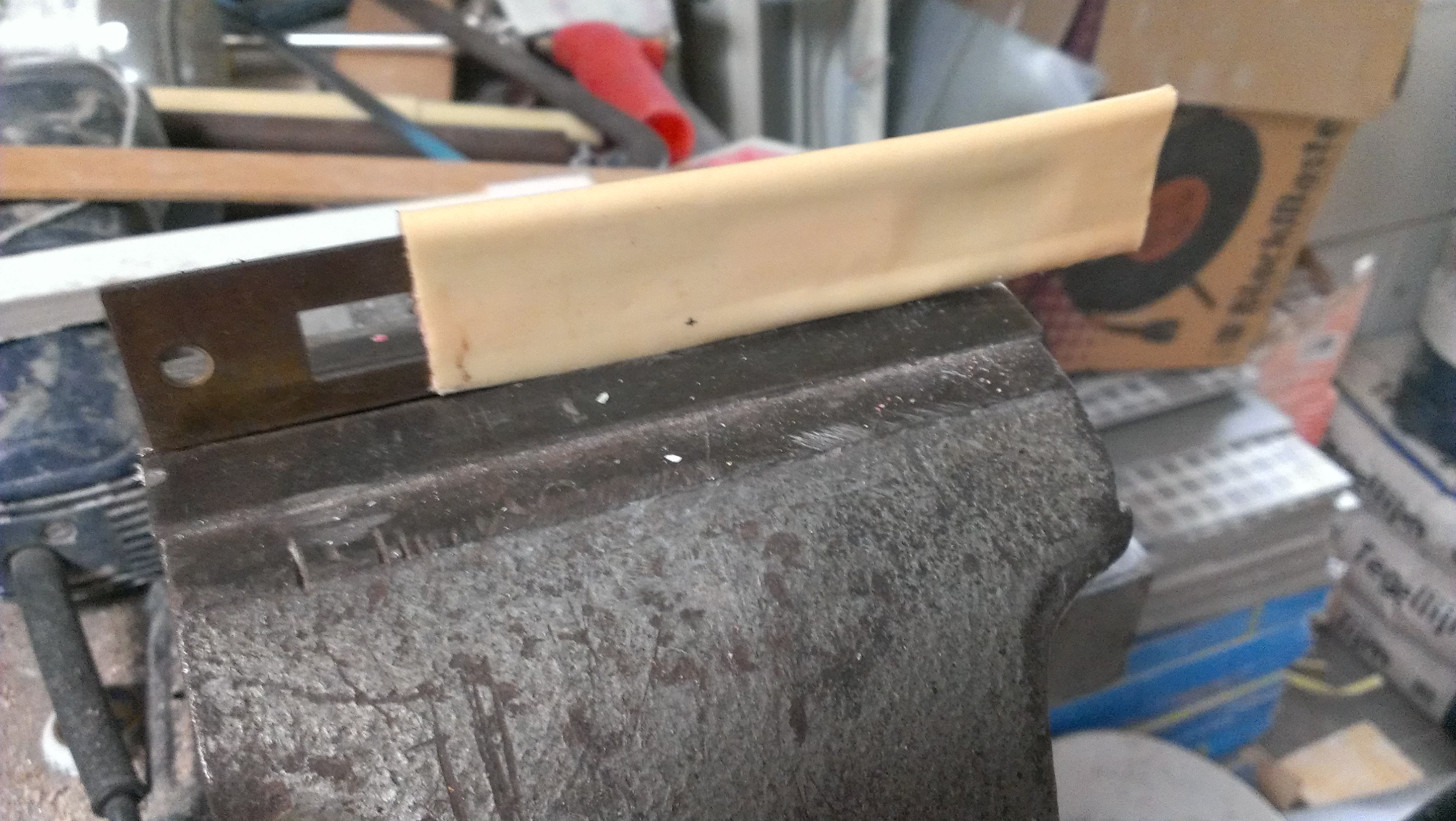 Picture of Folding the Pvc