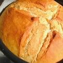 Pão de panela Maravilha solar no CATASSOL (solar Wonder Bread in the pan), como utilizar forno solar