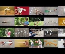20 PVC Projects to Build - PVC Fun
