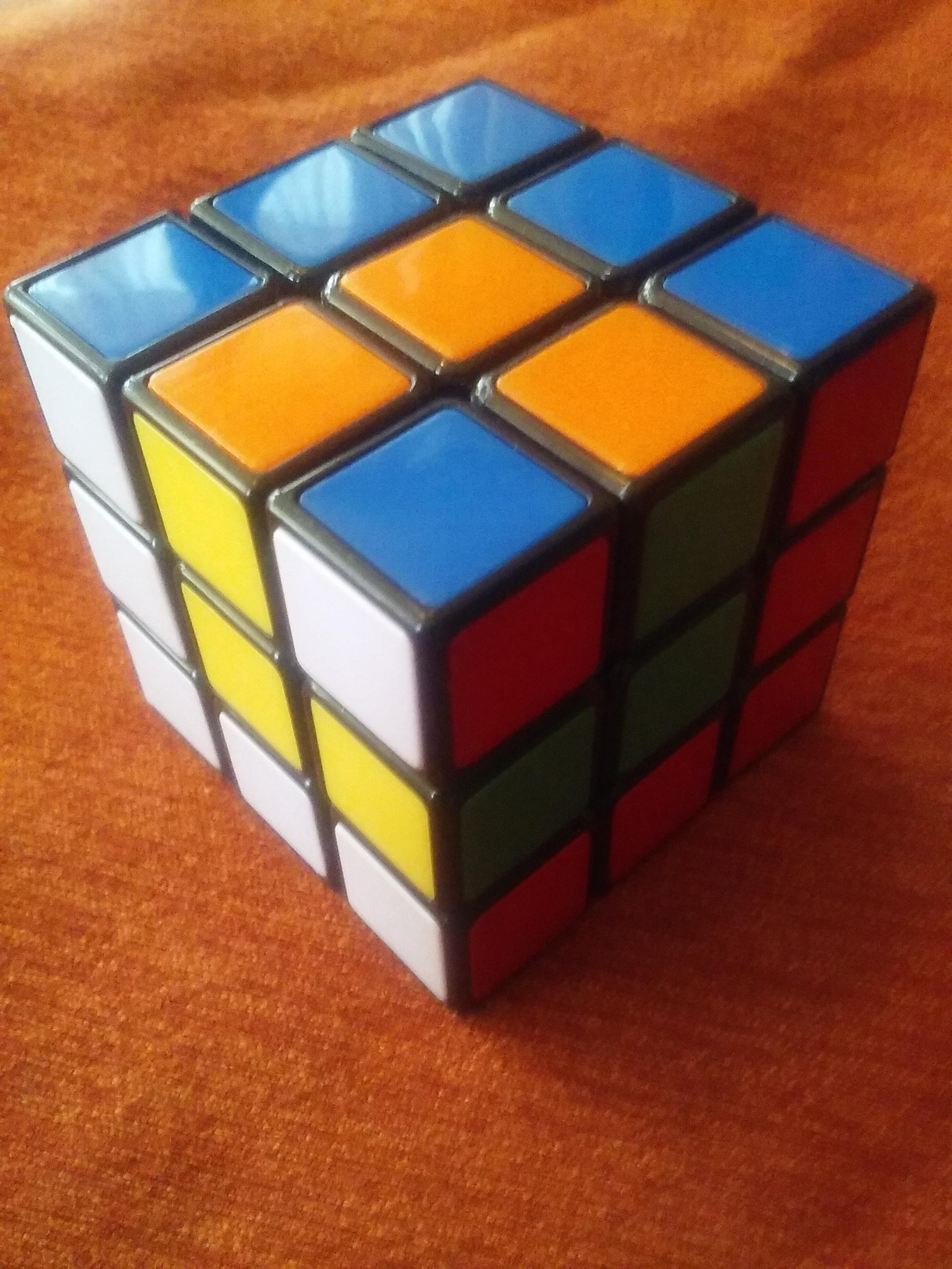 Picture of Rubik's Cube Tricks: Rings