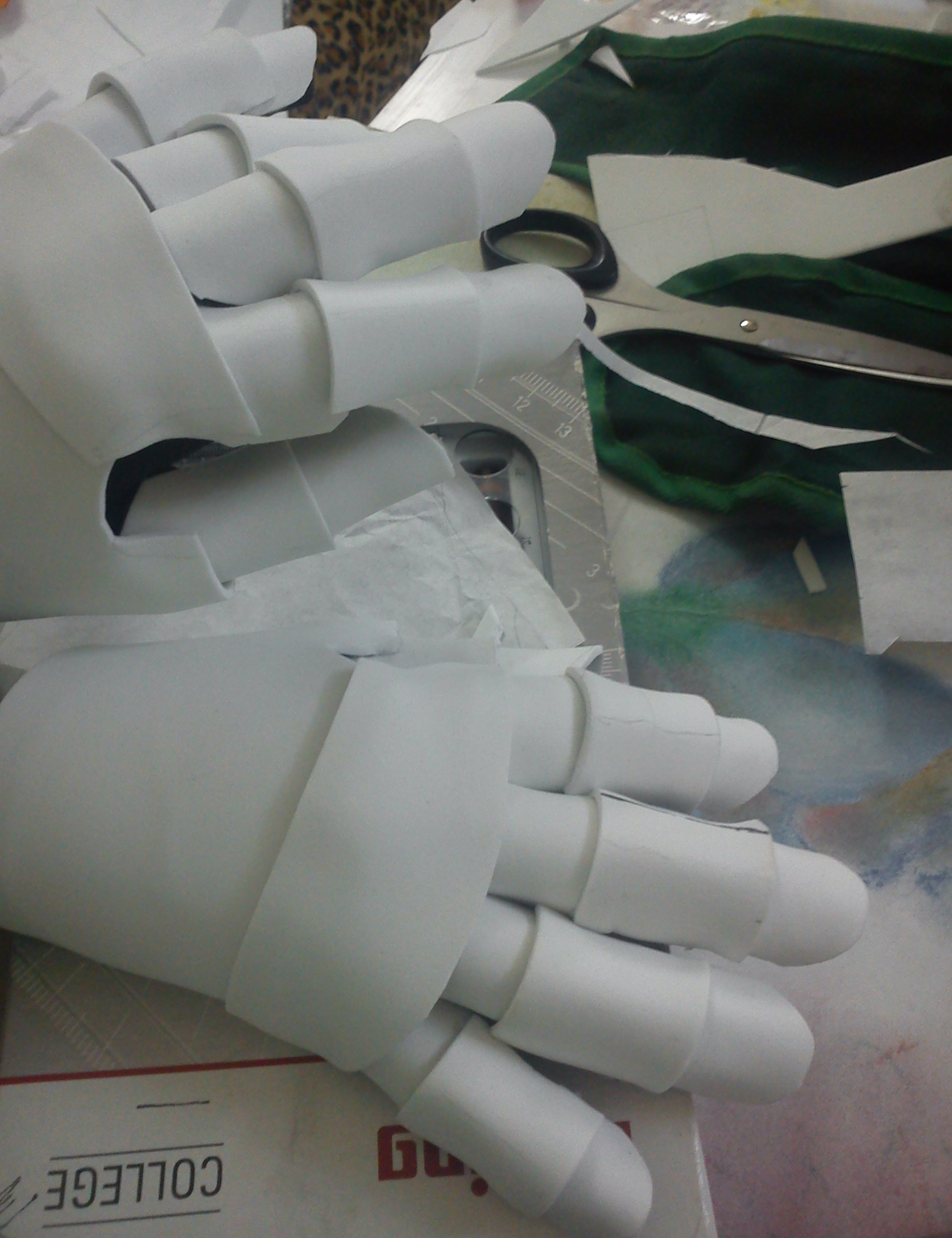 Picture of The Finished Hand