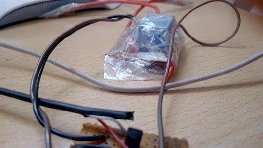 Final Circuit on PCB