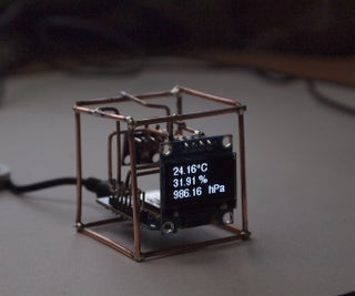 How to Make Pocket Sized IoT Weather Station