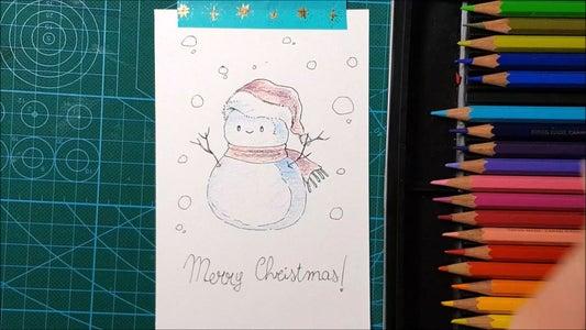 #2 Snowman