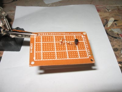 Building and Installing the Circuit
