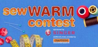 Sew Warm Contest