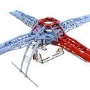 Vector 1-X prototype UAV