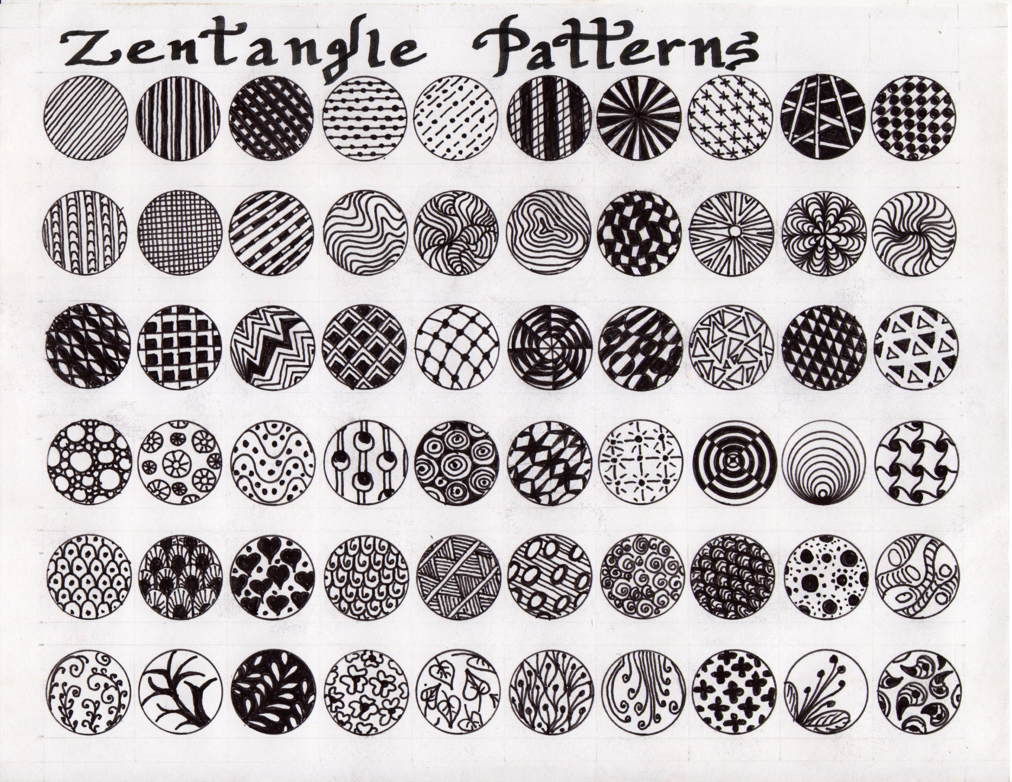 Picture of Patterns