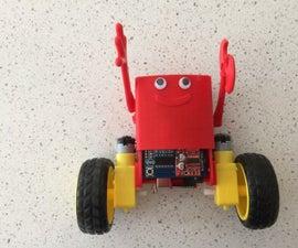 Balancing Robot / 3 Wheel Robot / STEM Robot