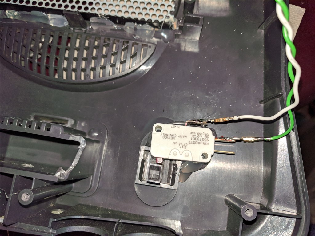 Picture of Wire Up the Power Switch