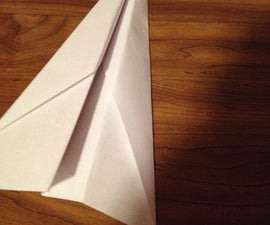 The Classic Paper Airplane