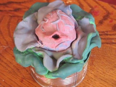 How to Make an Audrey II From Polymer Clay