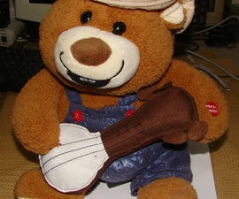 Build your own Storytime Bear